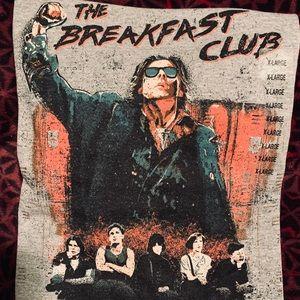 Breakfast Club T shirt Unisex XL